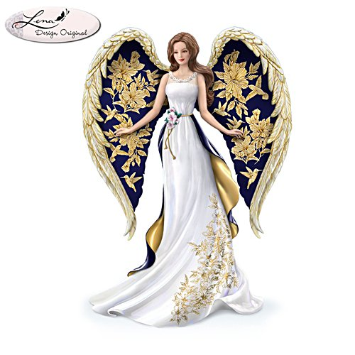 'Glorious Praise' Angel Figurine