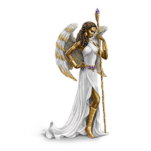 'Wisdom Of The Amethyst' Figurine