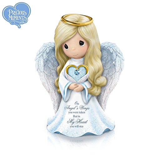 Precious Moments® 'Memories Of Love' Guardian Angel Figurine