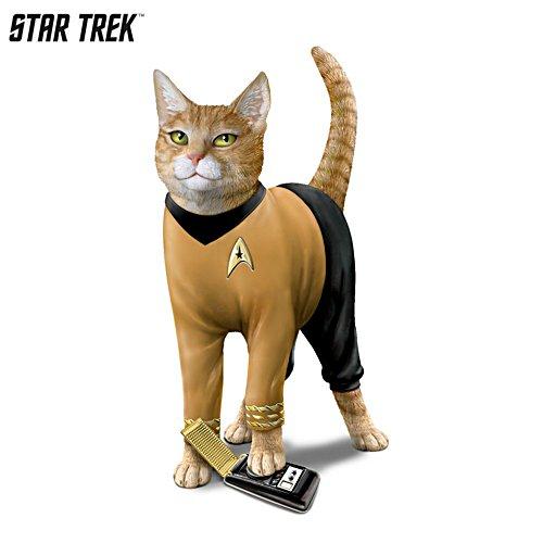STAR TREK™ 'Cat-tain Kirk' Figurine