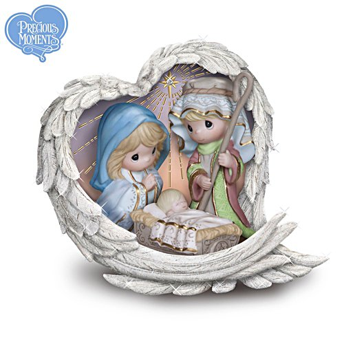 Precious Moments® 'Heavenly Blessings' Nativity Figurine