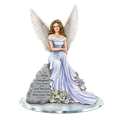 'Angel Of Courage' Figurine