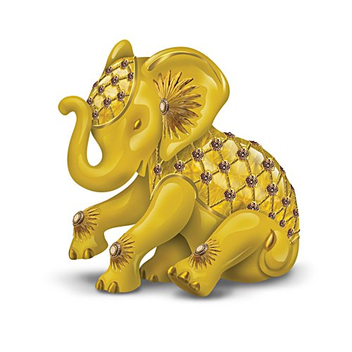 'Fabergé Elephant' Figurine