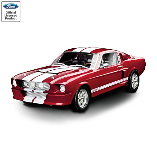 1:18-Scale 1967 Shelby GT-500