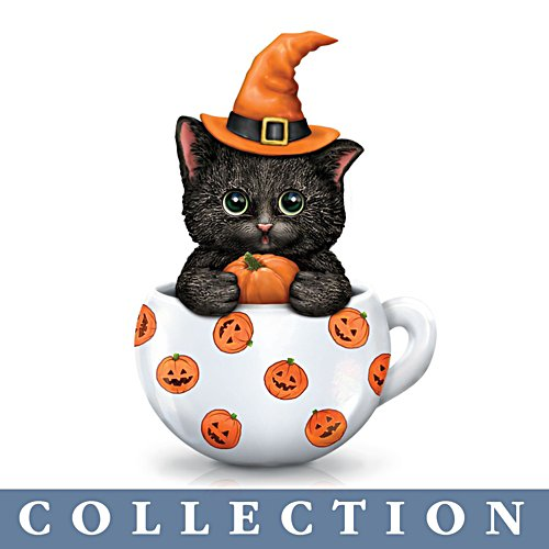 Kayomi Harai 'Purr-fect Brew' Figurine Collection