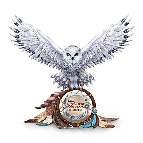 Jody Bergsma 'May All Your Dreams Come True' Owl Figurine