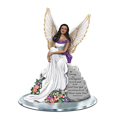 'Angel Of Courage' Swarovski® Crystal Figurine