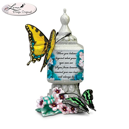 'Our Love Will Always Be' Remembrance Butterfly Figurine