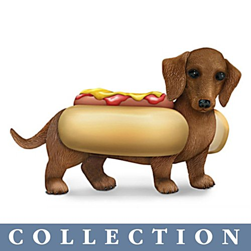 'Bone Appetit' Dachshund Figurine Collection