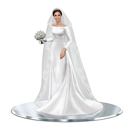 Her Royal Highness Meghan Duchess Of Sussex Figurine