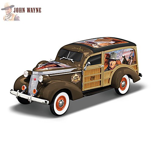 John Wayne 'Legend Of The Old West' Woody Wagon