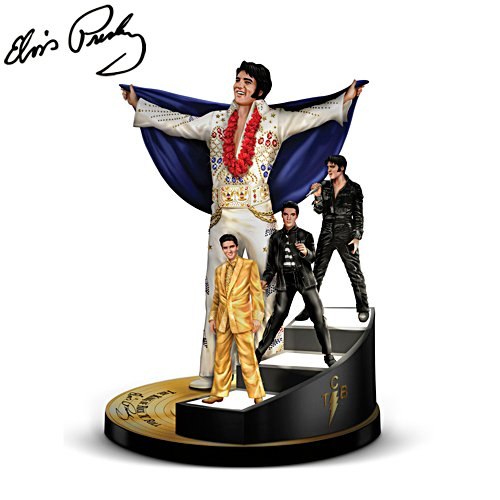 Elvis Presley™ 'Evolution Of An American Icon' Sculpture