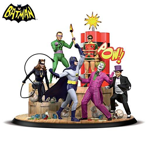 'Holy Bombs Away, BATMAN!' Sculpture