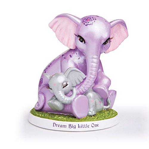 'Dream Big, Little One' Elephant Figurine