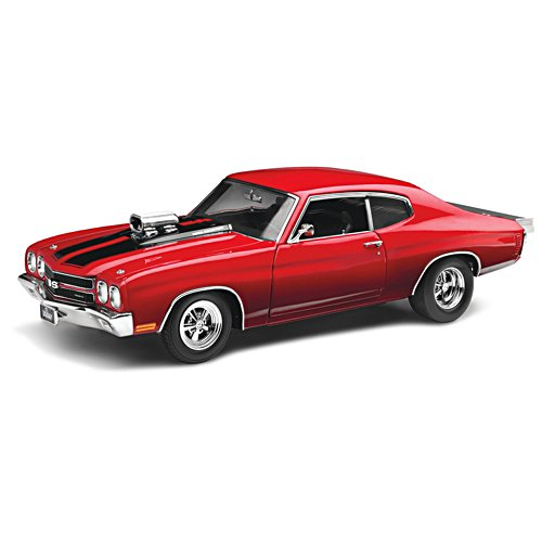 '1:18-Scale Drag Outlaws 1970 Chevelle SS'