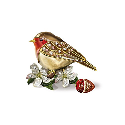 'Sacred Jewel Of Nature' Collectable Robin
