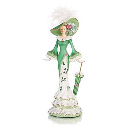 'My Wild Irish Rose' Figurine