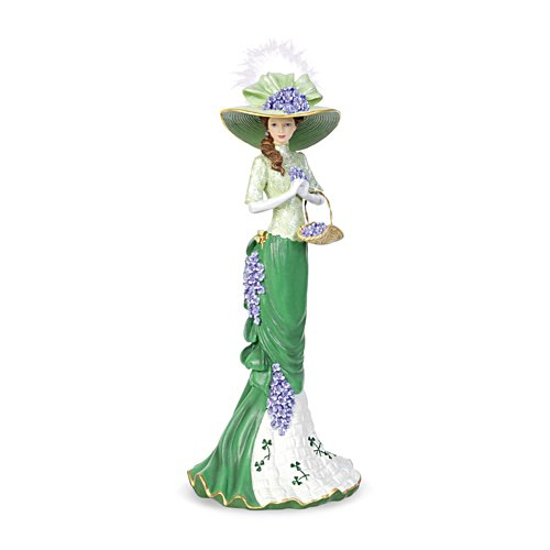 'Green Grow The Lilacs' Figurine