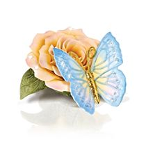 'Peace Rose' Heirloom Porcelain® Ornament