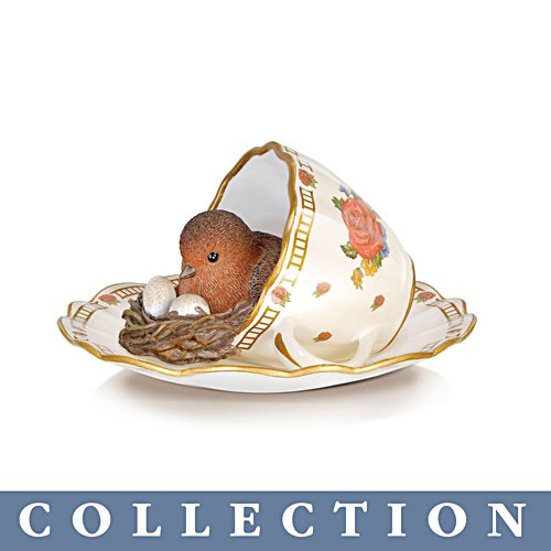 'Teacup Treasures' Ornament Collection
