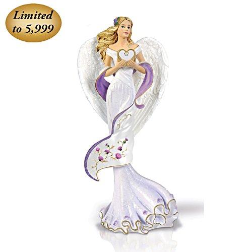 'Angel Of Scotland' Figurine