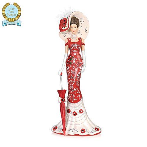 'Jewel Of Remembrance' Swarovski® Crystal Figurine