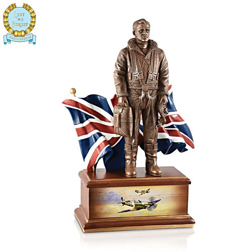 Battle Of Britain 'The Few' Airman Figurine