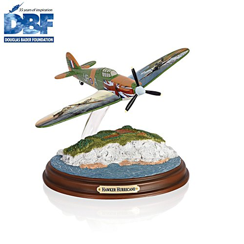 'Hawker Hurricane Aircraft' 80th Anniversary Sculpture