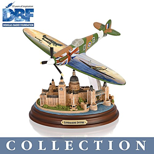 'Heroes Of The Sky' Sculptural Aircraft Collection