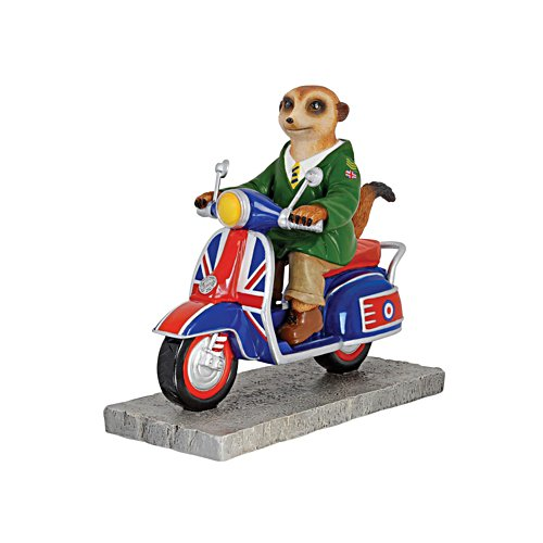 'Townshend – Born To Ride' Meerkat Scooter Model