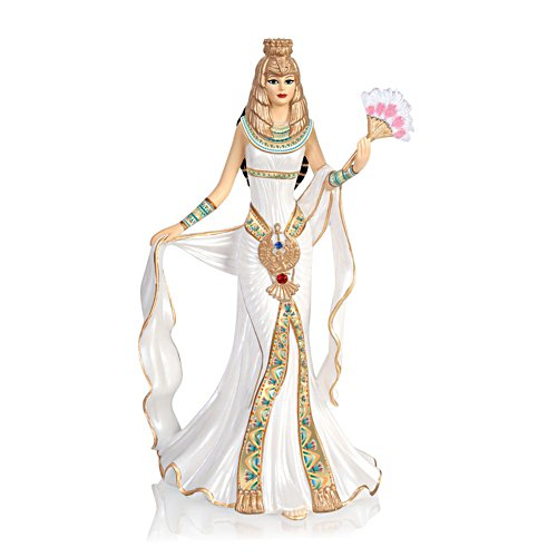 'Cleopatra, Queen Of Egypt' Figurine