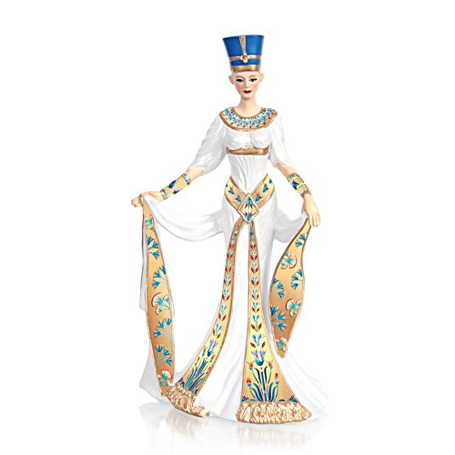 'Nefertiti, Queen Of Egypt' Figurine