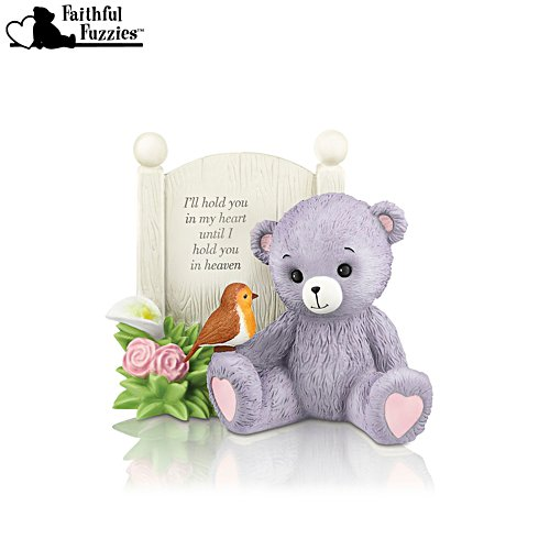 'Hold You In My Heart' Faithful Fuzzies® Robin Figurine