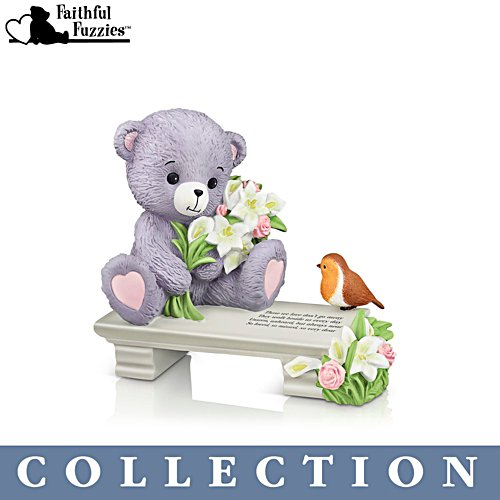 Faithful Fuzzies® 'Forever In My Heart' Figurine Collection