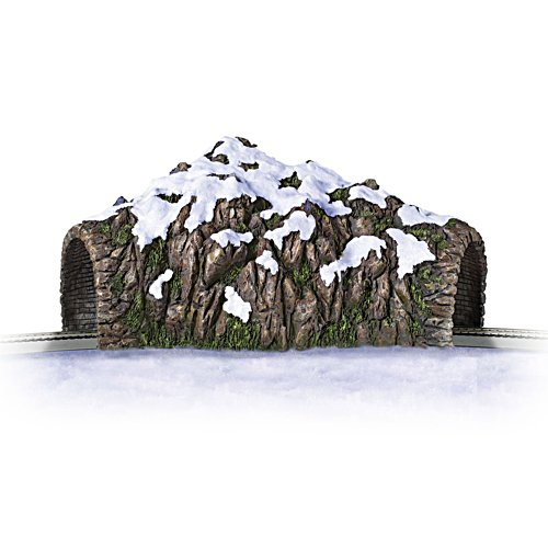 HO-Scale Rocky Mountain Tunnel Train Accessory