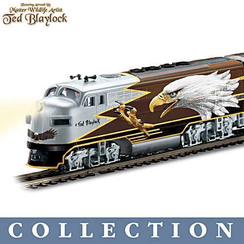 Wings Of Majesty Express' Train Collection