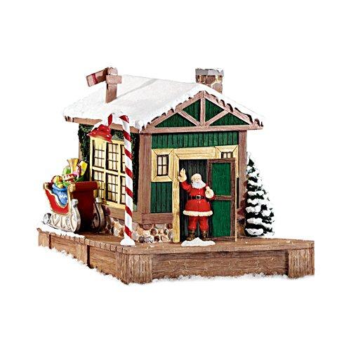 Santas Stellwerk – Eisenbahnzubehör