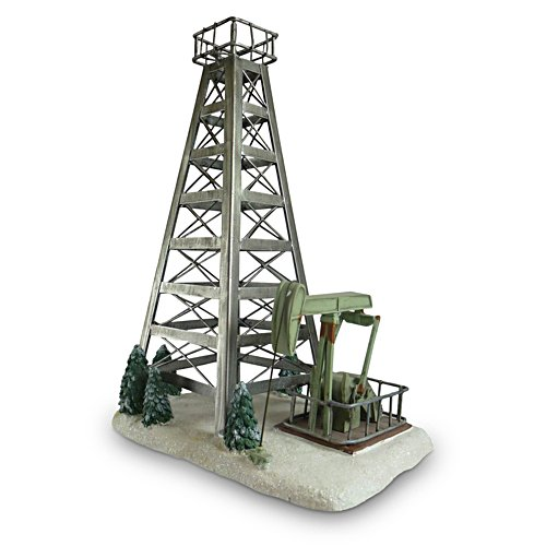'Oil Pump' For HO-scale Train Display