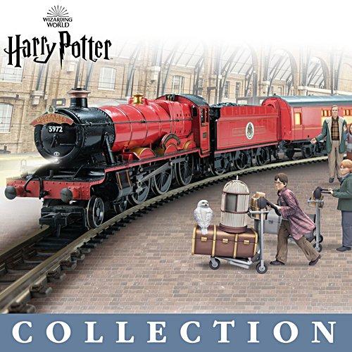 Der Hogwarts-Express – Harry Potter-Modelleisenbahn