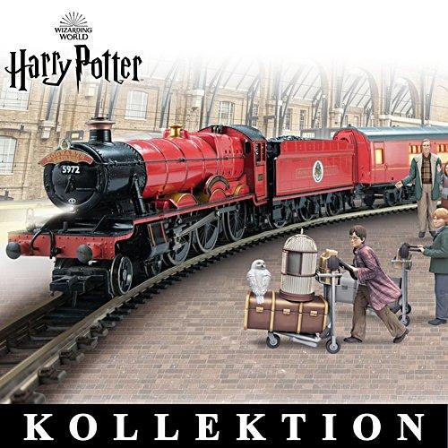 Hogwarts-Expressen – Harry Potter-modelljärnväg