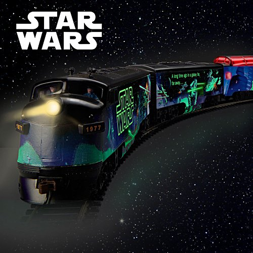 Star Wars Express – modelspoorbaancollectie