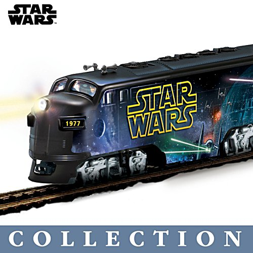 'Star Wars Express' Train Collection