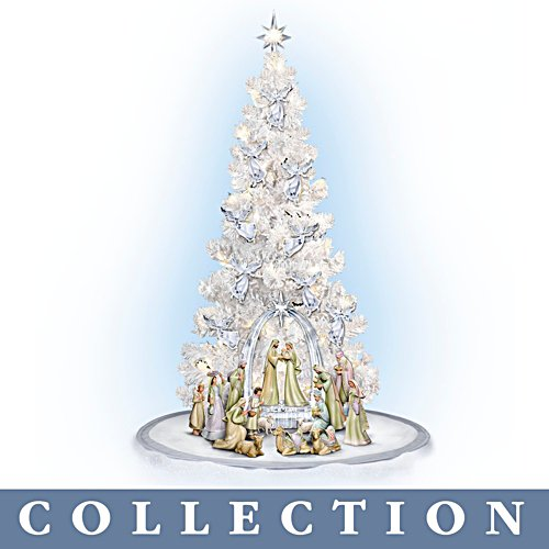 'Heavenly Blessings' Christmas Tree Nativity Collection