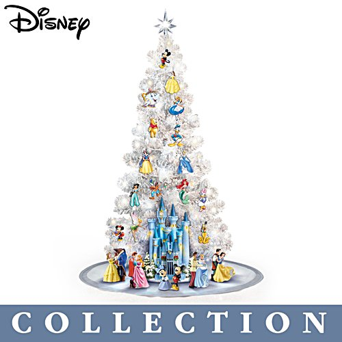 'Magic Of Disney' Christmas Tree Collection