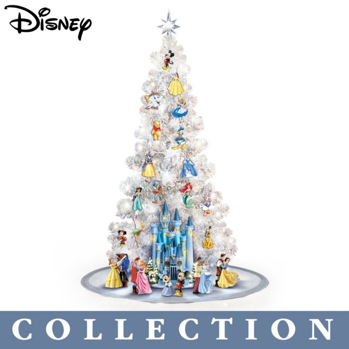Disney Christmas Tree.Magic Of Disney Christmas Tree Collection