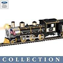 'Ford: A Century Of Innovation' Express Train Collection