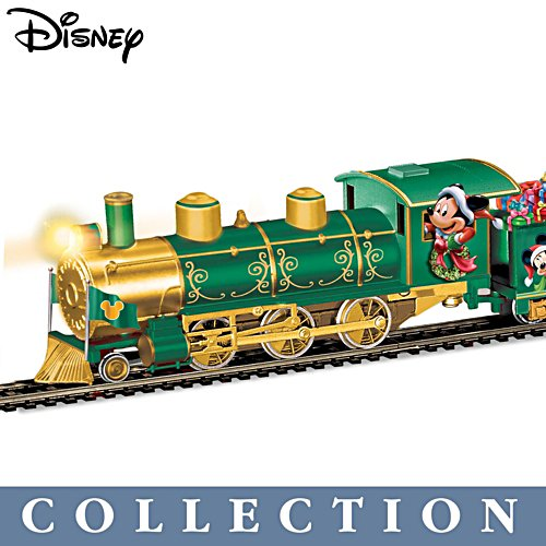 Disney Holiday-Express – Modelleisenbahn-Kollektion