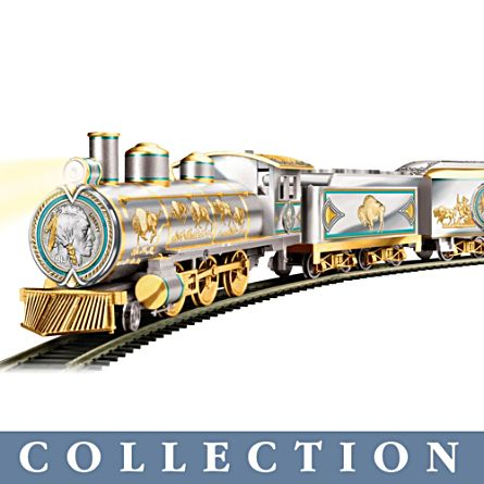 'The Spirit Of The West' Indian Head Nickel Train Collection