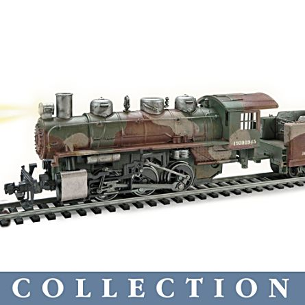 'WWII Armoured Express Train Collection'