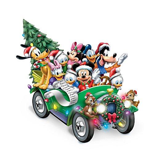 C'era una volta... la scultura natalizia Disney